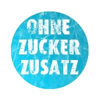Ohne-Zuckerzusatz-Button